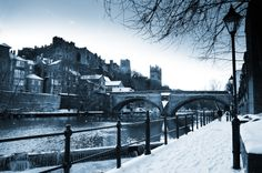 Durham Castle and Cathedral 500px / Photo Durham by Claire Willans