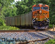 Endurance is like a train you keep moving forward and stay on a straight path. By Courtney Castrey.