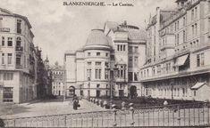 Retroscoop - Vergane glorie: Het Casino Kursaal van Blankenberge