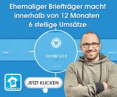 Ex-Briefträger schmeißt sicheren Job… Internet Marketing, Online Marketing, Earn Money