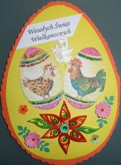 Papier wszystko zniesie...: Wielkanoc