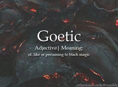 Goetic