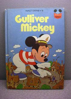 Disney's GULLIVER MICKEY (1975)