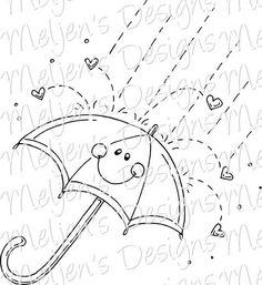Shower of Love - Meljen's Designs