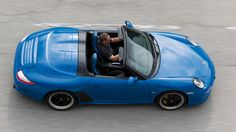 Porsche 911 Speedster 2009