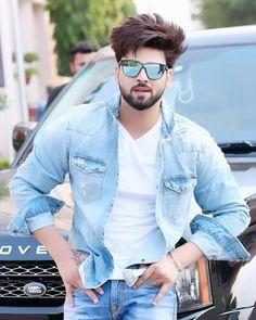 Boy Poses, Girl Photo Poses, Girl Photos, Photoshoot Pose Boy, Punjabi Boys, Cute Boys Images, Cute Boy Photo, Photography Poses For Men, Beard Styles For Men