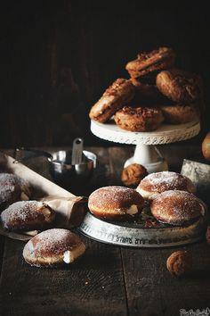 ♥ Beignets, Just Desserts, Dessert Recipes, Asian Desserts, Irish Cream, Donut Recipes, So Little Time, Sweet Recipes, Sweet Tooth