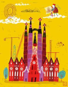 Paloma Valdivia / http://palomavaldivia.blogspot.com WOW this color combo
