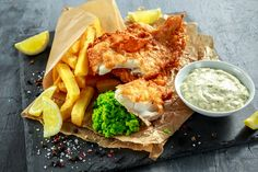 Takeout - Pairing Wine & Fish and Chips: are you ready to take on some takeout #FishAndChips? #Chablis, #SauvignonBlanc and Spanish #Verdejo all have bright acidity and offer awesome refreshment.