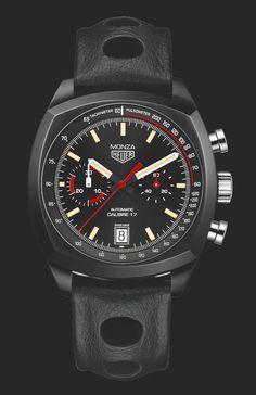 Heuer Monza CR2080 Calibre 17