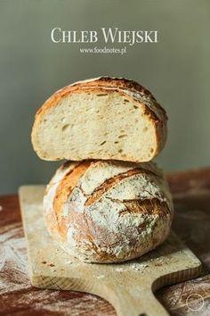 Swój własny chleb zaczęłam piec w pierwszej ciąży, ponad 7 lat temu. Pamiętam, że dużo czasu spędzałam wtedy na jednym z najfajniejszych... Rye Bread Recipes, Healthy Bread Recipes, Cooking Recipes, Polish Bread Recipe, Polish Recipes, Brownie Recipes, Cake Recipes, Bread Bun, Sourdough Bread