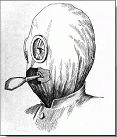 World War One, First World, Gas Mask Drawing, Character Creation, Character Design, Mask Images, Wwi, Creatures, Drawings