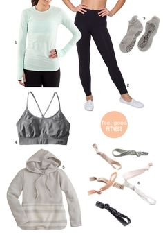 Feel Good Fitness Style, great for chilly weather