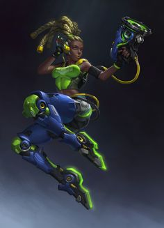 Lucio♀, wenfei ye on ArtStation at https://www.artstation.com/artwork/eDoaD?utm_campaign=digest&utm_medium=email&utm_source=email_digest_mailer