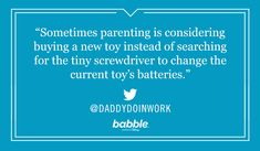 Parenting can be draining. Kick back and enjoy these parents' laughable moments.