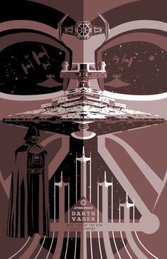 Geek Art Gallery: Posters: Retro Star Wars