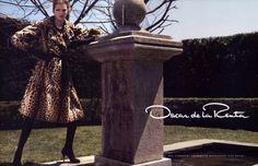 Bette Franke, Plants, Coat, Oscar De La Renta, Sewing Coat, Plant, Peacoats, Coats, Jacket