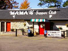 Mama's....Minocqua, WI  August.. you can't come soon enough!