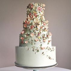 5 Wedding Cake and Dessert Makers You Can Get to Sweeten Your Big Day 5 Weddings . - 5 Wedding Cake and Dessert Makers You Can Get to Sweeten Your Big Day 5 Wedding Cake and Dessert Ma - Beautiful Wedding Cakes, Beautiful Cakes, Elegant Wedding Cakes, Wedding Cake Vintage, Big Wedding Cakes, Floral Wedding Cakes, Garden Wedding Cakes, Spring Wedding Cakes, Wedding Cake Flowers