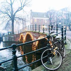 """Amsterdam lights  The blogpost about Sydney with a lot of beautiful photos is finally on the blog  наконец-то выложила фото из Сиднея в блог! """