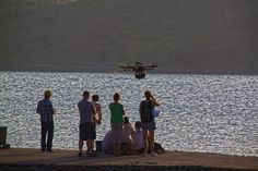 Filming in La Isleta (Cabo De Gata) -RODANDO (5ª TOMA) de Lola Diaz Somodevilla