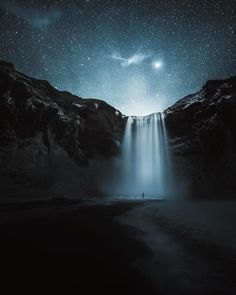 The Night Skies Over Finland & Iceland Saturated with Stars Photographed by Mikko Lagerstedt | Colossal