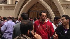 Many Coptic Christians in Canada had in mind the victims of two bombings in Egypt that killed 44 people as they marked Palm Sunday.
