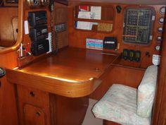 nav station design for small boats - Google'da Ara