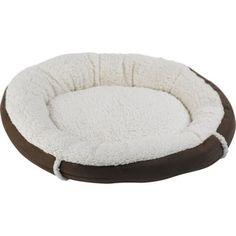 Large Luxury Dog Bed Pets Cat Cushion Mattress Faux Suede Warm Soft Anti-slip