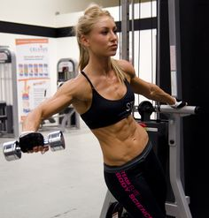 #hot #fitness #girl #gym