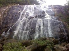 Cachoeira do Dr. Noé, em Aguanil, MG.