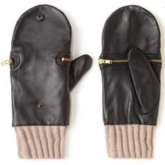 OMG! I need these mittens!
