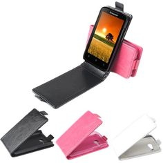Flip Open PU Magnetic Leather Protective Case For Lenovo A316