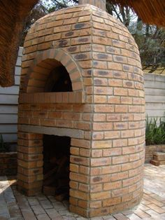 Precise Wood Fired Pizza Oven 90cm Black Deluxe-extra-corner Orange-brick Package Easy To Repair Garden & Patio Barbecues