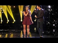 "Alex & Sierra ""Let Her Go"" - Live Week 7: Semifinal - The X Factor USA 2013"