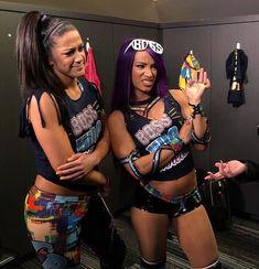 Wrestling Divas, Women's Wrestling, Bailey Wwe, Wrestlemania 29, Wwe Sasha Banks, Wwe Womens, Now And Forever, Wwe Divas, Wwe Superstars