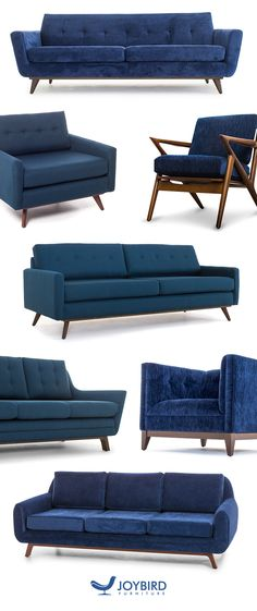 Get premium quality furniture made just for you with Joybird. With limitless options including size, fabrics and wood options, each and every piece is one-of-a-kind just the way you designed it. Find the most popular Mid-Century Modern pieces right at your fingertips. Start creating the furniture of your dreams with Joybird today.