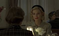 "By now, the critical reception for director  Todd Haynes '  ""Carol""  has built a fortress of prestige around the film itself, much as the title character played by  Cate Blanchett  goes through her life protected by just the right clothes and makeup, a lacquered, tightly put-together look ever-so-slightly subverting the image of the quintessential wife and mother of her time and station."