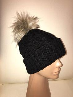 A personal favorite from my Etsy shop https://www.etsy.com/listing/257305495/christmas-giftfur-pom-pom-knit-hat-fur