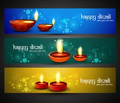 Illustration about Happy diwali religious stylish colorful three set headers. Illustration of illustration, drawn, festival - 33696113 Happy Diwali, Headers, India, Colorful, Candles, Stock Photos, Stylish, Gallery, Illustration