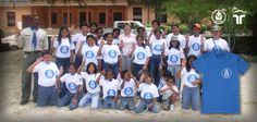 The Galapagos Scouts http://www.freeworldunited.org/cause-specific/find-your-cause/help-underprivileged-children.html