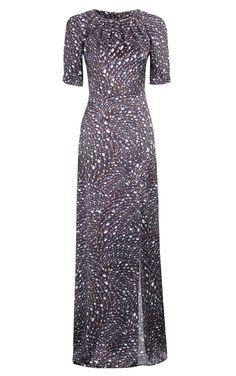 BEULAH Silk Print Dress as seen on Pippa Middleton RRP £578 UK 10 12 US 6 | eBay