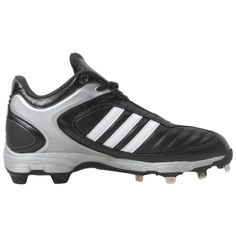 SALE - Adidas Diamond Baseball Cleats Mens Black - Was $90.00. BUY Now - ONLY $44.99