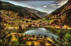 Uzungöl-Trabzon(Türkiye)