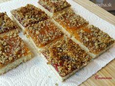 Jednoduchý lekvárovo-orechový koláč (fotorecept) - Recept Sweet Desserts, Banana Bread, Ale, Cabbage, Basket, Ale Beer, Cabbages, Ales, Collard Greens