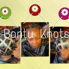 Bantue Knots