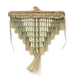 Te Rongo Kirkwood Nga Kakahu Karaihe | Milford Galleries Dunedin Abstract Sculpture, Bronze Sculpture, Wood Sculpture, Flax Weaving, Hand Weaving, Maori Patterns, Cultural Crafts, Maori Designs, Maori Art