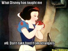 What Disney has taught me