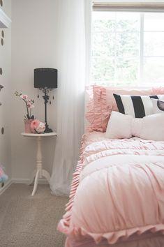 Little Girl Bedroom Makeover: The Details. KinderzimmerKleine Mädchen  SchlafzimmerGroßes Mädchen ZimmerMädchen ...