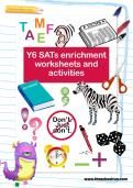 Year 6 SATs enrichment activities | SATs worksheets | KS2 SATs revision activities | The`SchoolRun.com